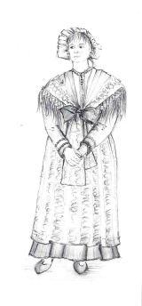 disegno costume