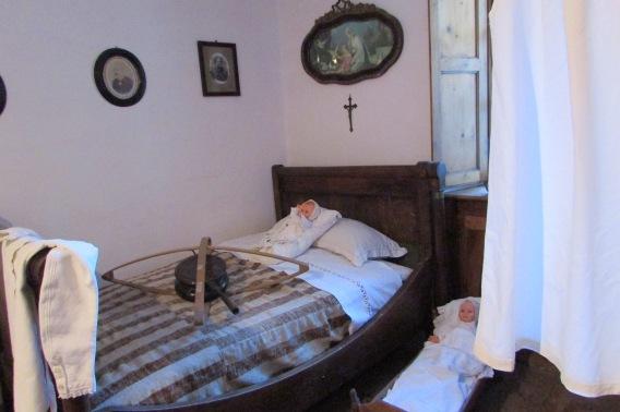 Il letto - Lu glit