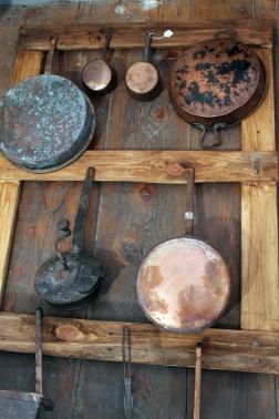 Pentole e tostacaffè - Le marmitee e lu brusa café